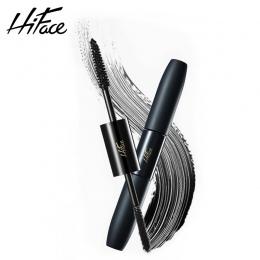 HIFACE Marki Curling Szybkie Suche Gruby Mascara 3d Włókna Wydłużenie Wodoodporny Natural Black Objętość Rzęs Maquiagem Makijaż