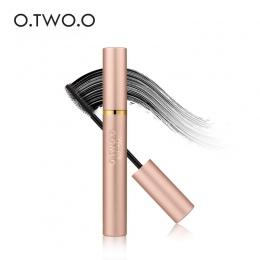 O. DWA. O 3D Fiber Rzęsy Grube Wydłużenie Mascara Długie Czarne Lash Rzęsy Rzęs Szczotka Makijaż Pro Oczu-Kosmetyki