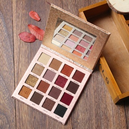 IMAGIC New Arrival Urocze Eyeshadow 16 Paleta Kolorów Make up Palette Matte Shimmer Barwiona Cień do powiek W Proszku