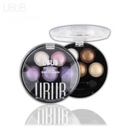 Profesjonalny Makijaż Oczu Cień Do Powiek Pigment UBUB 5 Kolory Eye Shadow Palette Kosmetyczne Marki