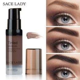SACE PANI Henna Odcień Dla Brwi Żel Wodoodporny Makijaż Odcień Natural Eye Brow Enhancer Marka Make Up Krem Długotrwałe kosmetyc