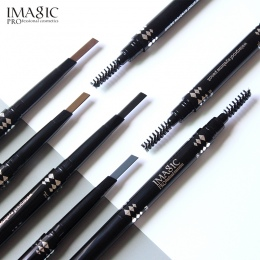 IMAGIC Marka Makijaż Brwi Automatyczne Pro Wodoodporny Ołówek Makijaż 5 Styl Farby Brwi Ołówek Kosmetyki Brwi Eye Liner Narzędzi
