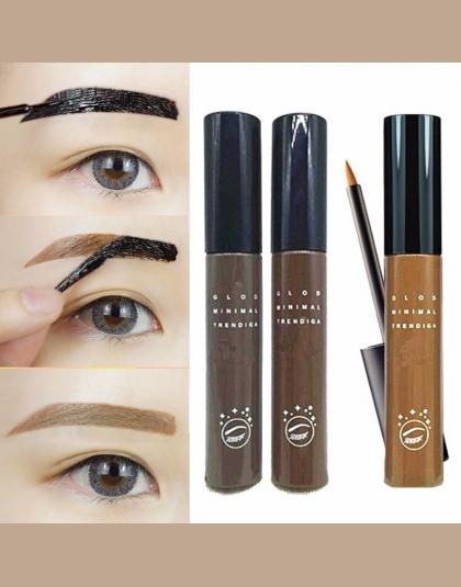 3 Kolor Brwi Makijaż Oczu Odcień Brwi żel Make Up Szary Coffee Brown