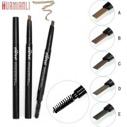 Kosmetyki Do Makijażu Podwójne Automatyczne Obracanie Brwi Eyeliner Pencil Narzędzie G6819