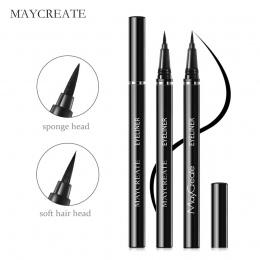 MayCreate Eye Shadow & Liner Połączenie Uroda Kobiety Makijaż Wodoodporny długotrwała Pen Makijaż Oczu Eyeliner Pencil Liniowej