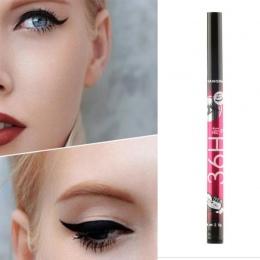 Wodoodporna Czarny deliniador para olhos Comestics Cieczy Eyeliner gel liner Eye Liner makijaż eyeliner pencil lapis de olho pre