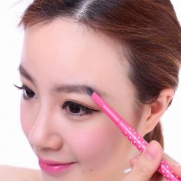 Uroda Makijaż Wodoodporny Brwi Ołówek Liner Eye Brow Powder Kosmetyczne Narzędzie Nowy