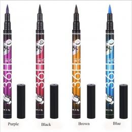 1 PC Nowy Marka Kobiety Czarny Płyn Eyeliner długotrwała Wodoodporny Party Eye Liner Pencil Pióro Ładny Makijaż Kosmetyczne narz