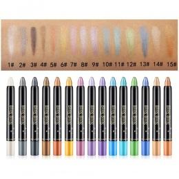 1 pc Profesjonalne Naturalne Eyeshadow Pencil Piękno Wyróżnienia makijaż cień do Oczu pióra makijaż narzędzia Maquiagem