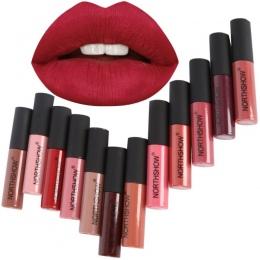 Wodoodporny Makijaż Matowy Szminka Długotrwałe Cieczy Lip Makeup Odcień Tatuaż Lipstick Łatwe Do Noszenia Czerwony Błyszczyk Kos