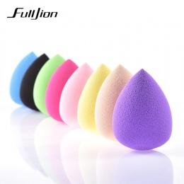 Fulljion 1 sztuk kobiet Makijaż Fundacja Gąbki Kosmetyczne Puff Proszku Smooth Uroda do tworzą Narzędzia Akcesoria