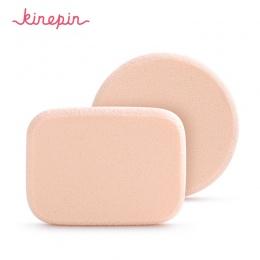 KINEPIN Premium Makijaż Fundacja Makijaż Gąbki Kosmetyczne Puff Proszku Twarzy Puff 2 sztuk/partia Makeup Blender Narzędzia z EV