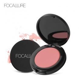 FOCALLURE Nowy Wspaniały Prawdziwej 11 kolory blush Soymilk mat perła rouge Blush Wysokiej Jakości Makijaż Twarzy Różu