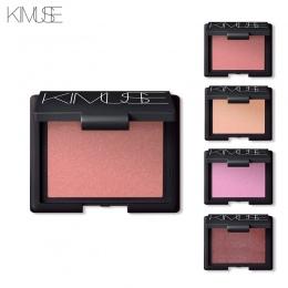 KIMUSE Wykwintne Pieczone Makeup Blush Róż Do Policzków Blush Palette Krem Z Lustrem I Szczotki Naturalne Nagie Makijaż