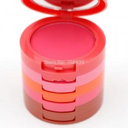 Blush Palette 1 sztuk 5 Kolorów Różu Makijaż Matowy I Wdzięku Proszek Pełny Rozmiar Netto 40g 55115
