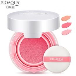 BIOAQUA Marki Poduszki Mineral Makeup Blush Róż Do Policzków Paleta Nago Proszek Bronzer Nowe Kosmetyki Maquiagem Sleek Koreańsk