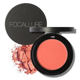 FOCALLURE 11 Kolory Twarzy Mineralne Pigment Róż Do Policzków Blush Powder Brozer Cosmestics Pro Make Up Palette Rumieniec Conto