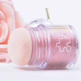 Grzyb powder blusher Kobiety Uroda Pielęgnacja Twarzy Rumieniec Makijaż Make Up 5 Kolory Kosmetyki Maquiagem