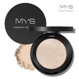 MYS marki profesjonalna makijaż twarzy 6 kolor bronzer i wyróżnienia palety powder make up glow zestaw wyróżnienia contour palet