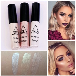Marka Makeup Primer Baza Ciecz Wyróżnienia Twarzy Korektor Glow Rozjaśniacz Oczu Twarzy Contour Memory Stick Kosmetyki Shimmer W