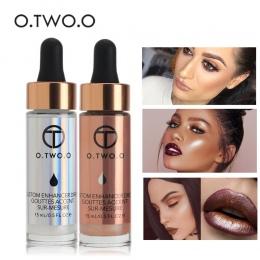 O. DWA. O Ciecz Wyróżnienia Oświetlania Brązujący Krople Makijaż Ultra skoncentrowany Wyróżnienia Cream Concealer Shimmer Twarzy