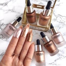 Twarz Wyróżnienia Cieczy długotrwałe Krem Rozjaśnić Bronzers Oświetlacz Makijaż Shimmer Glow Shiny Twarzy Kosmetyczne Wyróżnieni