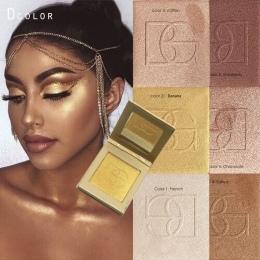 2017 beauty szkliwione marka wyróżnienia paleta proszek bronzer glow zestaw shimmer rozjaśnić pigment Contour iluminador makijaż