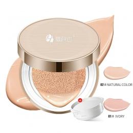 BB cc krem na poduszce powietrznej krem baza Fundacja korektor wybielanie nawilżający rozjaśnić perfect natural koreański kosmet