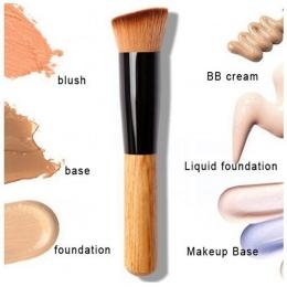 2018 pędzle Do Makijażu Proszku Korektor Powder Blush Fundacja Płynie Twarzy Make up Brush Narzędzia Profesjonalne Kosmetyki Pie