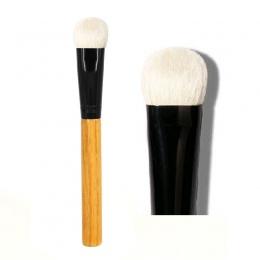 Profesjonalne Eyeshadow Brush Natura Kozy Kontur Makijaż Szczotki i Natura Kucyk Włosy Cień Brush & Syntetyczny Wskazał Szczotki
