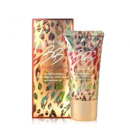 Loumesi BB krem Idealne Pokrywa BB Cream koreański kosmetyki twarzy bazy makijaż makijaż fundacja Korektor BB krem do Twarzy wil