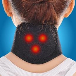 Samonagrzewający Terapia Magnetyczna Osłona Szyi