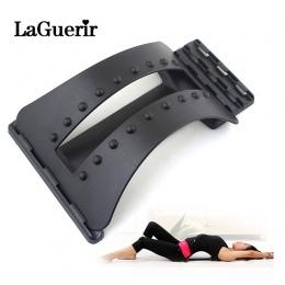 Masaż pleców Magia Nosze Sprzęt Fitness Stretch Relax Mate Nosze Podparcie lędźwiowe Kręgosłupa Ból Ulga Chiropraktyka
