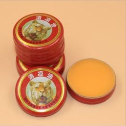 10 sztuk/partia Chiński Tiger Mięśni Masażu Relax Olejek Magia Balsam Odświeżania Leczenie Grypy Zimno Ból Głowy Zawroty Głowy M