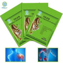 30 sztuk/3 worków Ból Łaty Tiger Balm Tynk Leczenie Mięśni Ból Stiff Ramię Wspólne Poprawki Ulgi Reumatoidalne