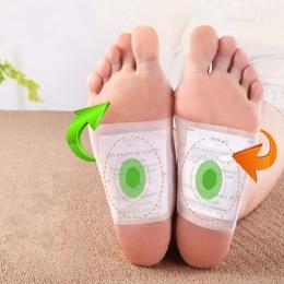 20 sztuk = (10 sztuk Łaty + 10 sztuk Kleje) detox Medyczne Łaty Stóp Klocki Ciała Toksyn Stóp Odchudzanie Oczyszczanie HerbalAdh