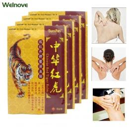 48 sztuk Dziesiątki Ortopedyczne Tynki Ból łaty Tygrys Balsam Leczenia Medycznego Wspólne Mięśni Ból Pleców Masaż Ciała K00106