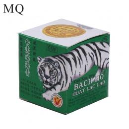 Biały Tygrys Balsam Balsam maść do Głowy Toothache Stomachache Ulgę W Bólu Anty Zawroty Głowy Olejki Oleju Balsam 20g Pasty