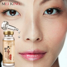MEIKING Kwas Hialuronowy Argireline kolagen peptydy przeciw zmarszczkom Twarzy Surowicy pielęgnacji skóry anti-aging Essence Naw