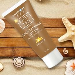Ciało Bronze Samo ręcznie Słońce tan Tanning Zwiększenia tanner bronzer Ochrony Przeciwsłonecznej opalania krem naturalny balsam