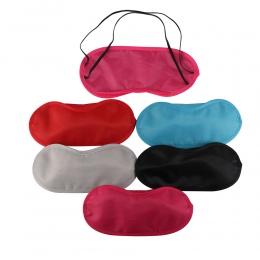 1 PC 9 Kolory Sen Śpiąca Pomocy Odpoczynek Oczu Maski Oczu Tarcza Podróż Blindfold Shade Pokrywa Komfort Zdrowia Oczu Pielęgnacj