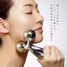 Cienki twarzy artefakt szczupła twarz z rolki maszyna V twarzy masażysta cienkie masy mięśniowej 3 d masaż twarzy instrumentem d