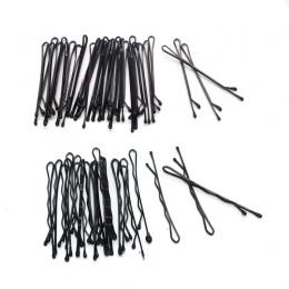 120 sztuk Akcesoria Do Włosów Spinki do Włosów dla Kobiet Panie Szpilki Do Włosów Niewidoczne Kręcone Falista Uchwyty Salon Barr