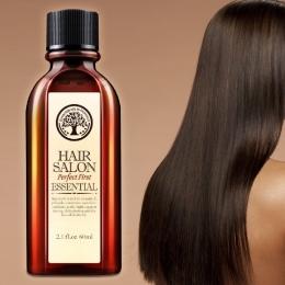 60 ml Maroko Olej Arganowy Pielęgnacja włosów Olejek Odżywiają Skórę Głowy Naprawy Suche Uszkodzenia Włosów Leczenie Glicerolu O