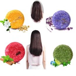Handmade Szampon Do Włosów Magia Mydło Przeciw Wypadaniu Włosów Szampon Profesjonalne Surowicy Włosów 60g Naturalne Odrastanie W