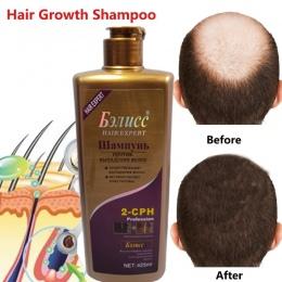 Szampon do włosów Anti-off Wzrost Włosów Naturalne Ekstrakty Ziołowe odrastanie Włosów Szybka Szampon Professional Care 3 rodzaj