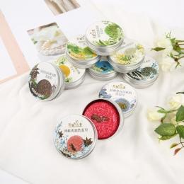 9 Kolorów Handmade Włosów Szampon Szampon Mydło Na Zimno Przetworzonych Cynamonu Bar 100% Czysta Włosów Szampony Do Pielęgnacji