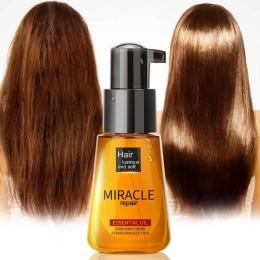Zdrowia Maroko Arganowy Olej Do Pielęgnacji Włosów Istotą Odżywczy Naprawy Uszkodzonych Podział Kędzierzawe Włosy