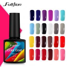 Fulljion Nail Polski Nail Art Gel Nail Polski Cukierki Stałe kolory Soak-off UV LED 7.5 ml Hybrid Gel Lakier Paznokci Lakiery po