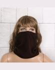 1 PC 3w1 Zima Unisex Kobiety Mężczyźni Sport Thermal Fleece Snood Szalik Szyi Grzałki Twarzy Maska Beanie Kapelusze